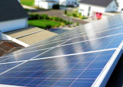 Förlängt stöd för installation av solceller för kommuner och företag